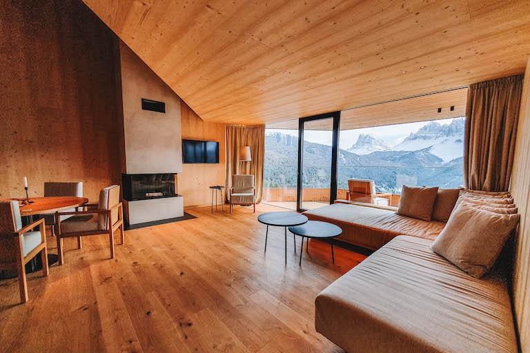 Forestis Penthouse Suite