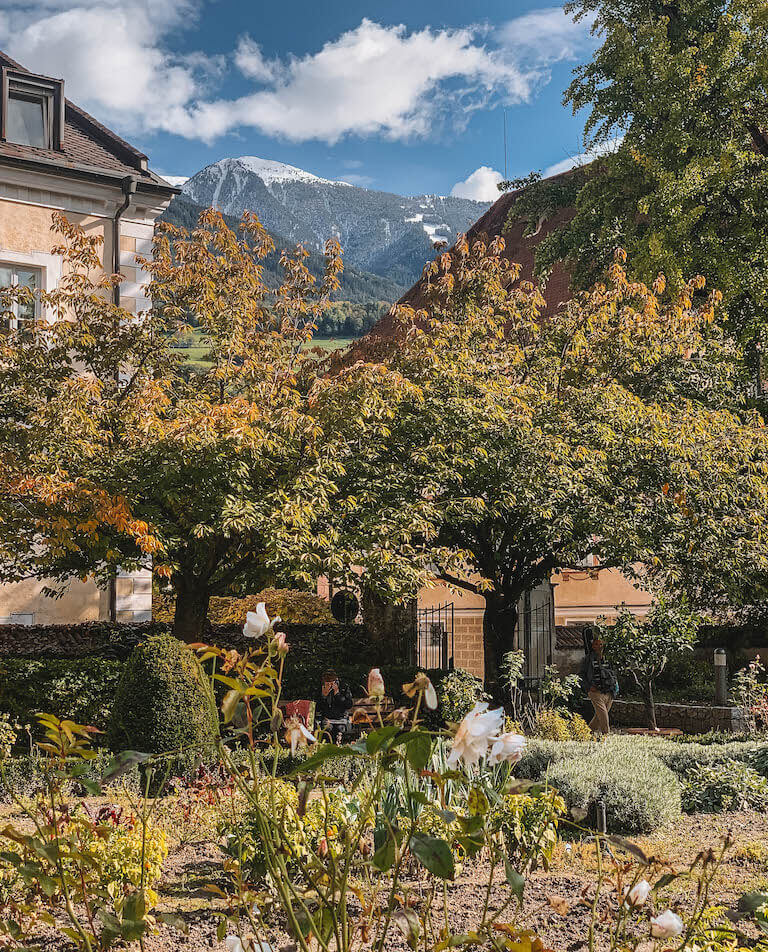Hofgarten Brixen