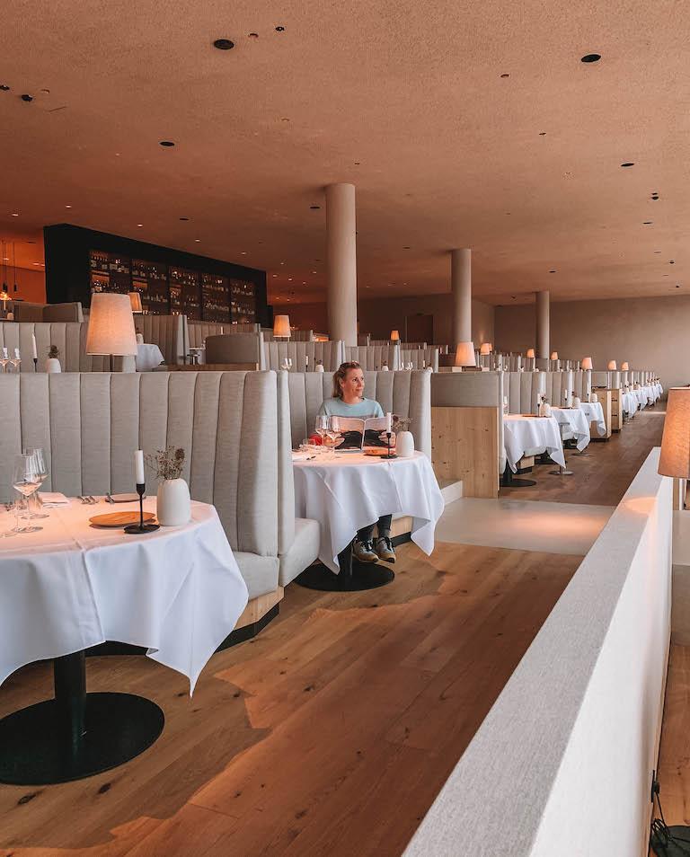 Restaurant Forestis Dolomites