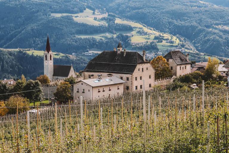 Schloss Feldthurns Suedtirol