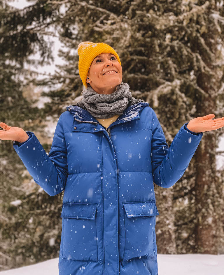 Schnee Suedtirol