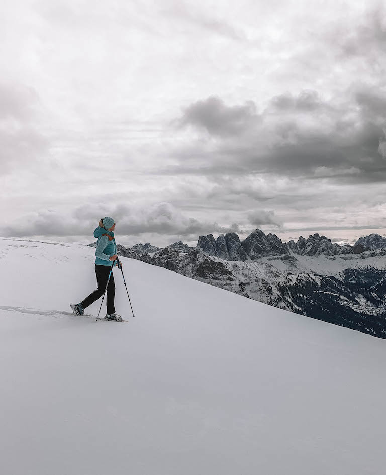 Schneeschuhwandern Plose