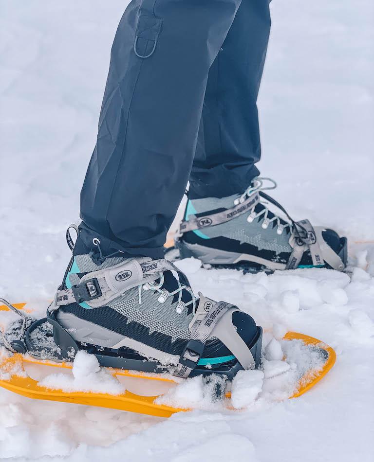 Schneeschuhwandern Suedtirol