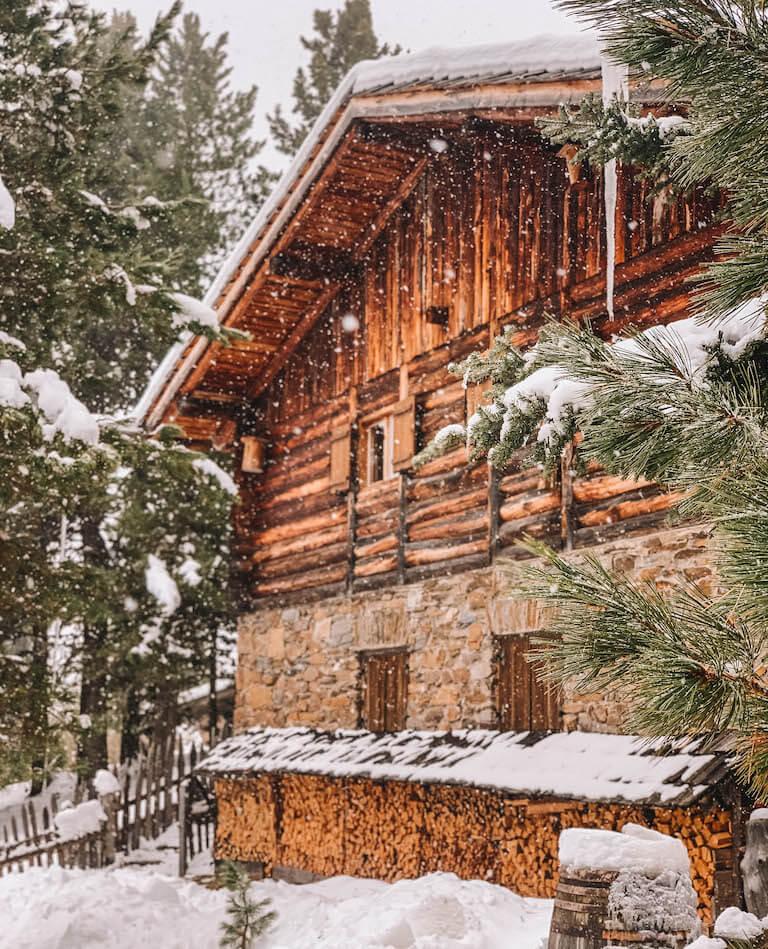 Winterspaziergang Brixen