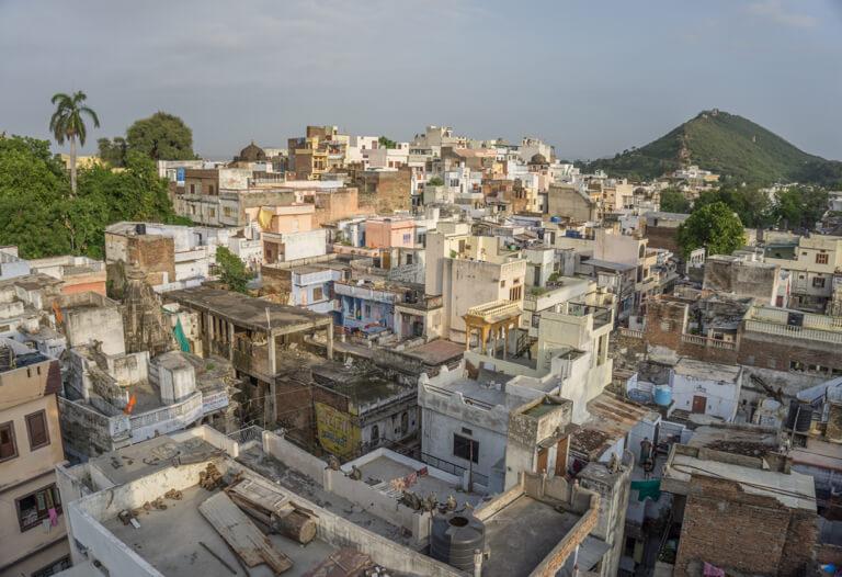 Indien Sehenswuerdigkeiten Rajasthan Udaipur