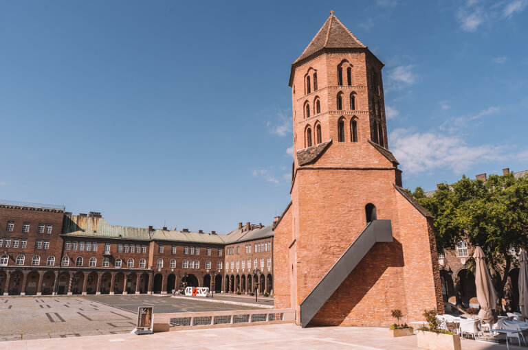 Kathedrale Demetrius Turm