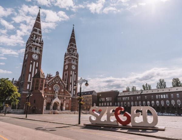 Kathedrale von Szeged Ungarn