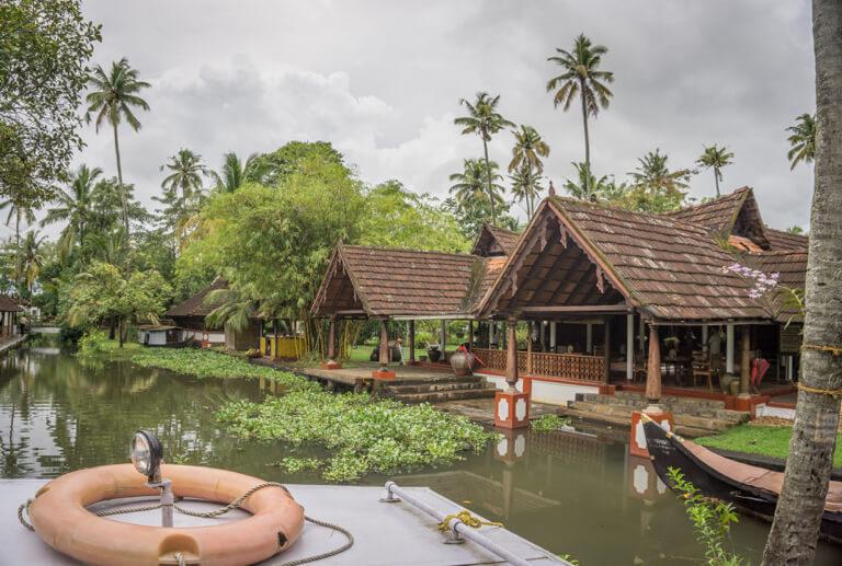 Kerala Backwaters Coconut Lagoon