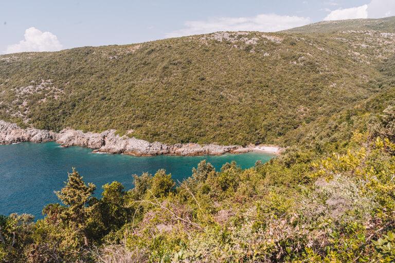 Montenegro Geheimtipp Strand Zagorski pijesak