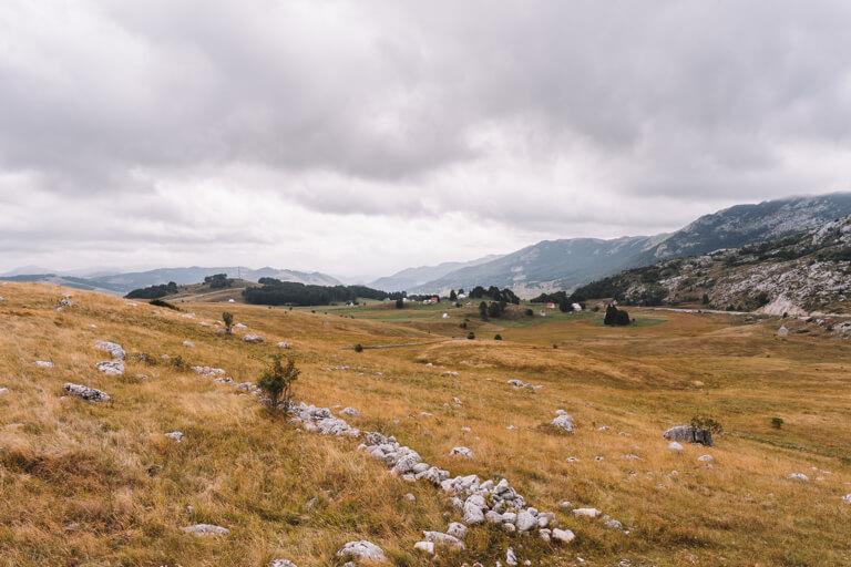 Montenegro Sehenswuerdigkeiten Durmitor Ring