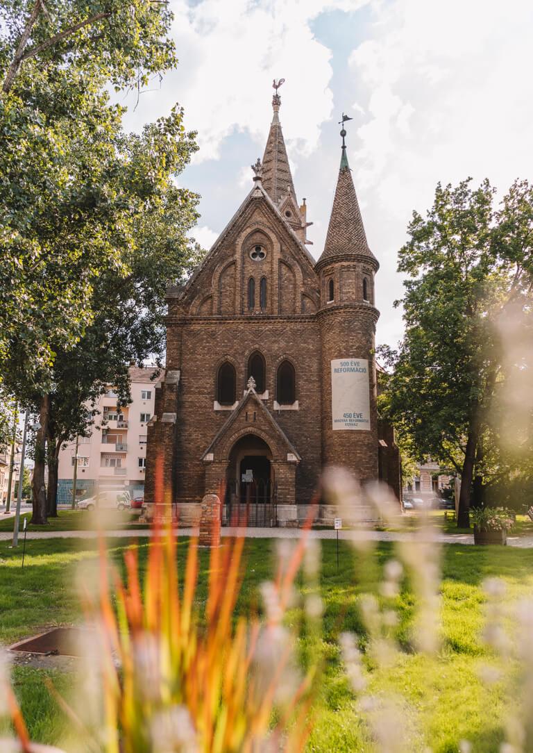 Reformierte Kirche Ungarn
