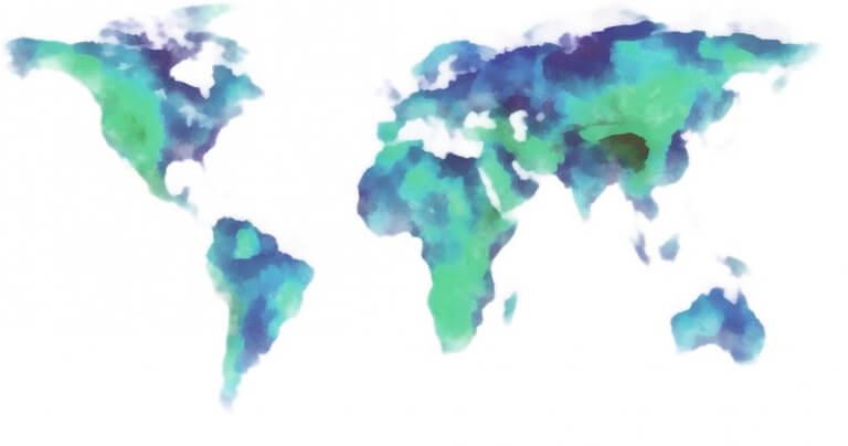 Reiseblog Reisetipps Urlaub Weltkarte