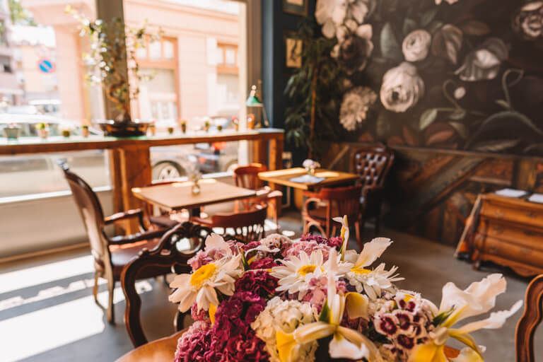 Szeged Restaurant Cafe Rudi es Ficko