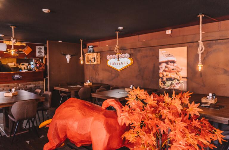 Szeged Restaurant Fame Burgers