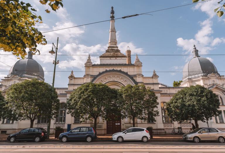 Szeged Ungarn Anna Thermalbad