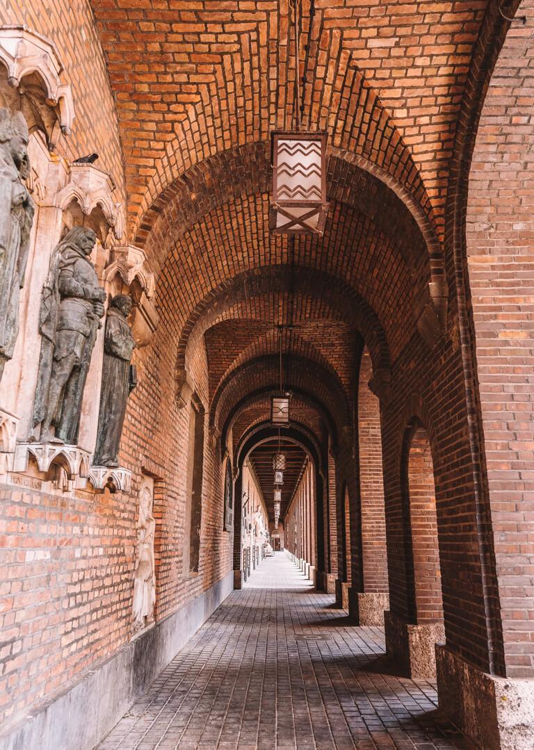 Szeged Ungarn Pantheon