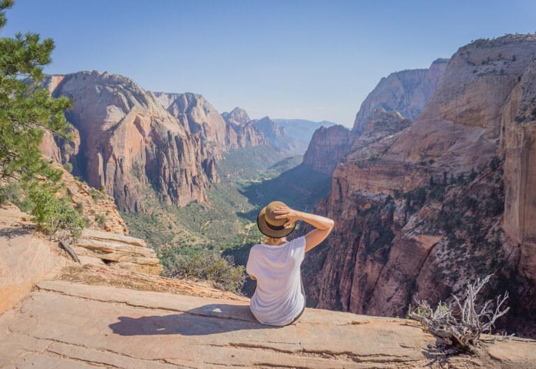 Angels Landing: die schönste Wanderung im Zion-Nationalpark