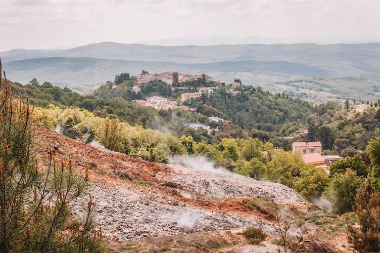 Italien Sehenswuerdigkeiten Pomarance