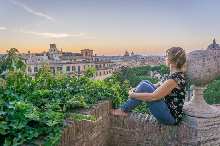 Italien Sehenswuerdigkeiten Rom