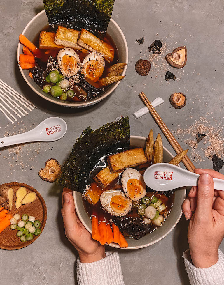 Japanisch kochen
