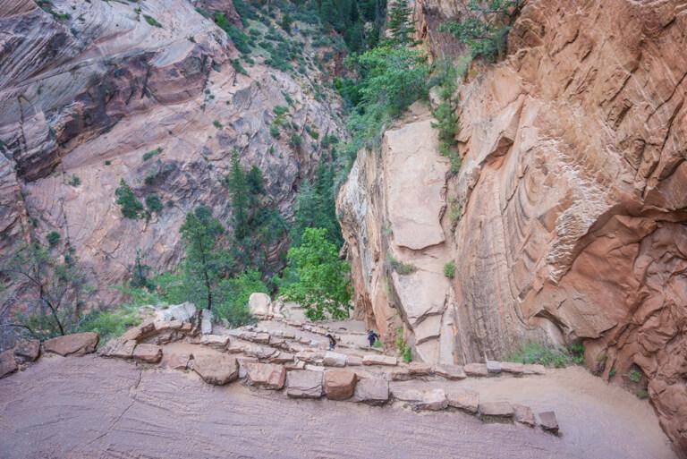 Walters Wiggles Zion Nationalpark