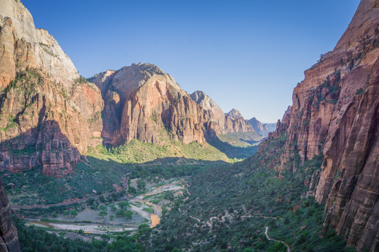 Zion Canyon Utah-2