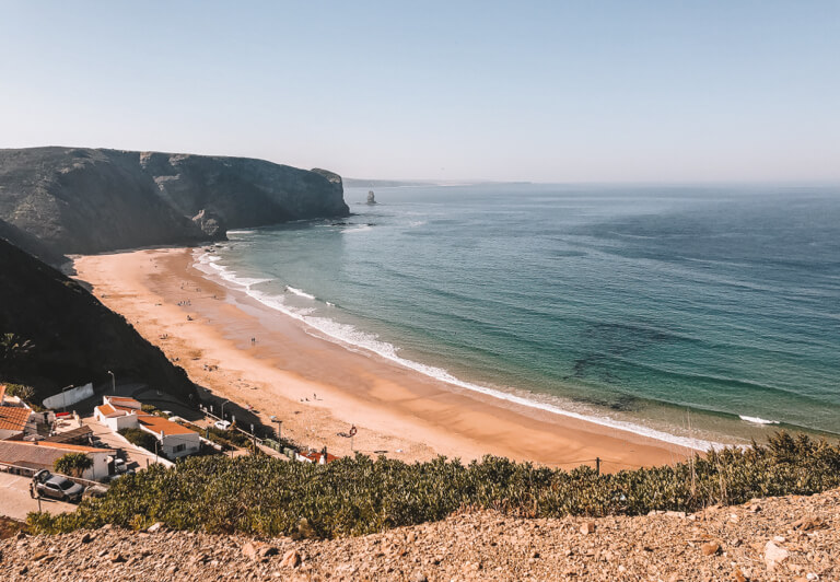 Algarve Straende Arrifana Portugal