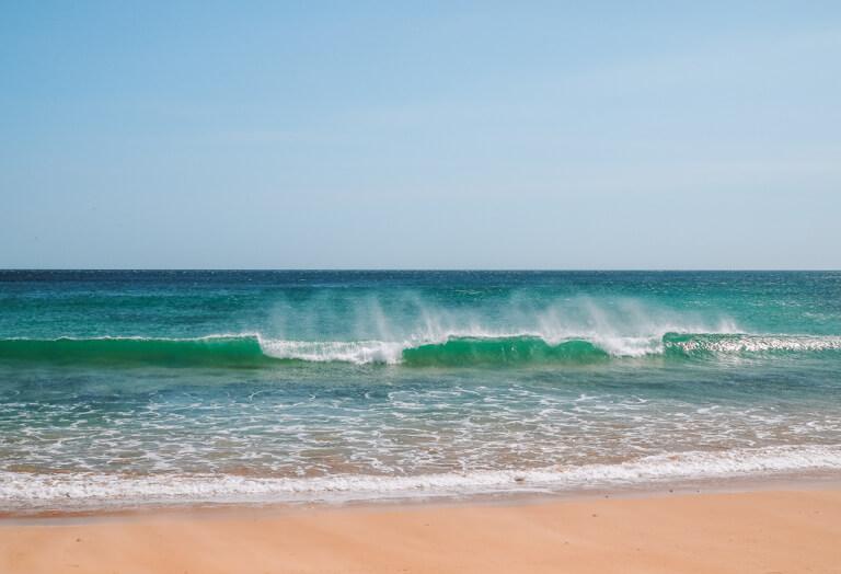 Algarve Straende Praia do Barranco