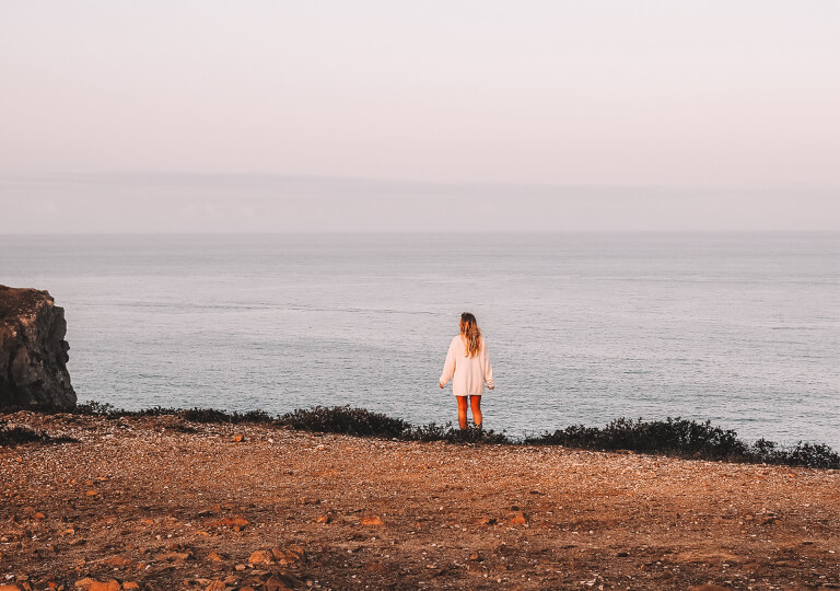 Arrifana Kueste Algarve