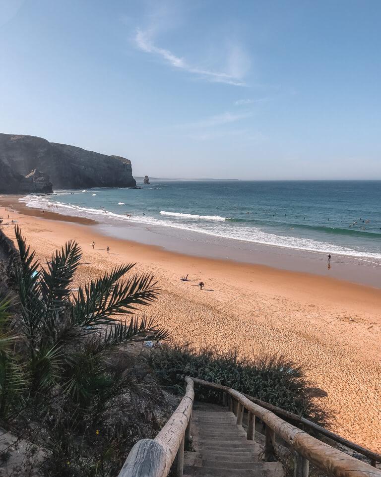 Arrifana Strand Algarve