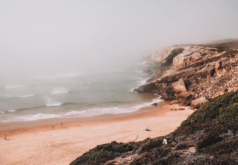Monte Clerigo Strand-2