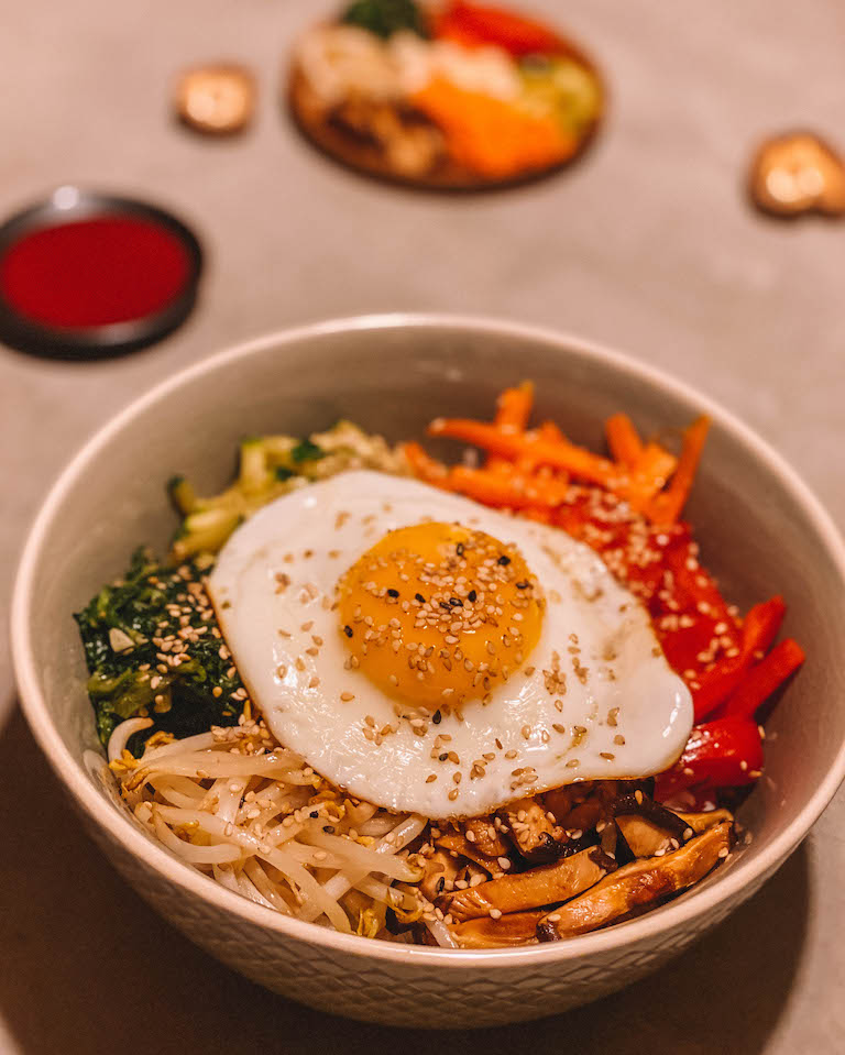 Koreanisches Rezept
