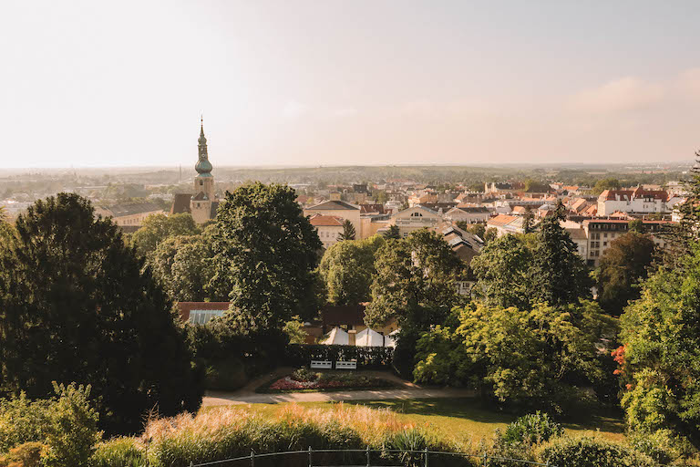 Baden bei Wien Aussicht