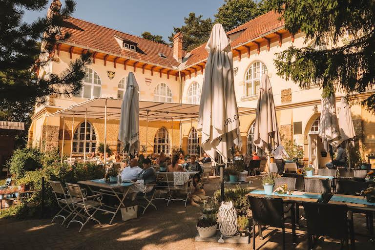 Cafe Blickweit Baden bei Wien