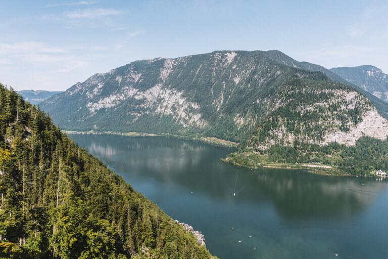 Hallstatt Sehenswuerdigkeiten Hallstaetter See