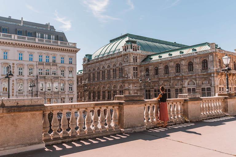 Sehenswuerdigkeiten Oesterreich Wien