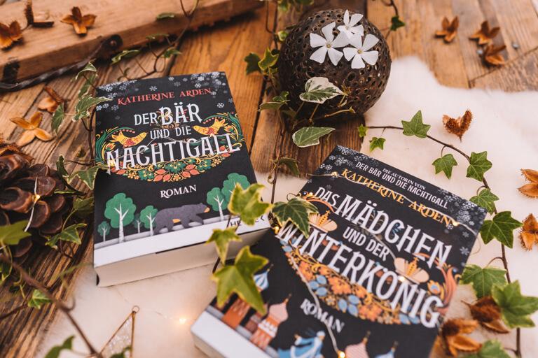 Der Baer und die Nachtigall Katherine Arden