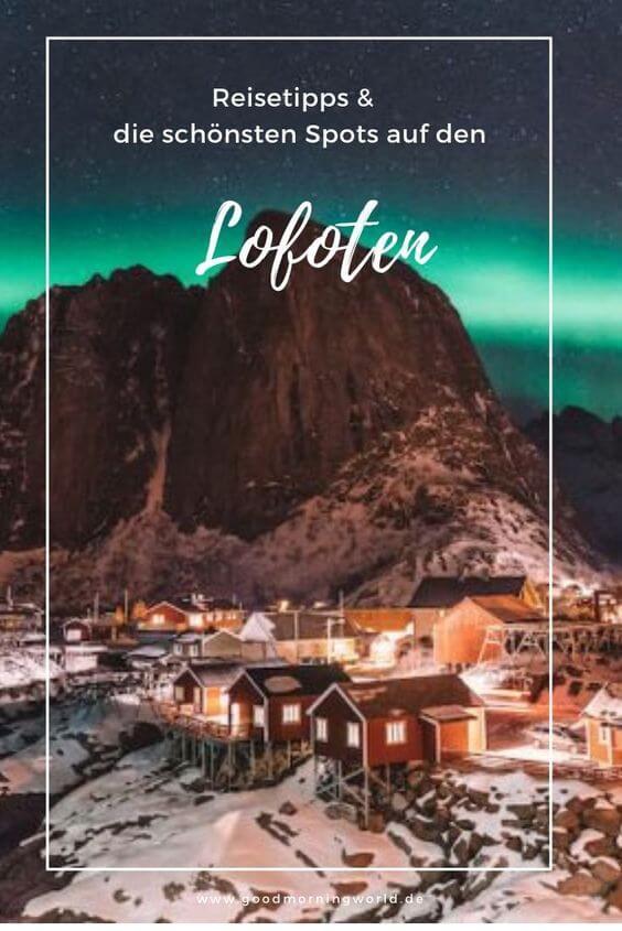 Lofoten Roadtrip Norwegen Europa