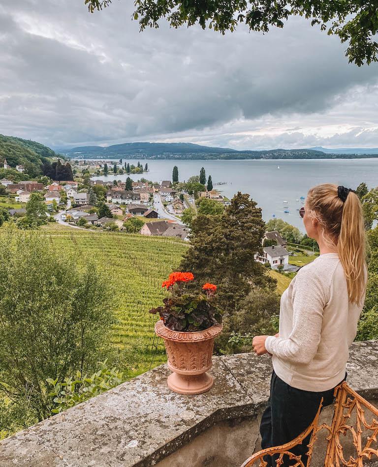 Bodensee Sehenswuerdigkeiten Schloss Arenenberg