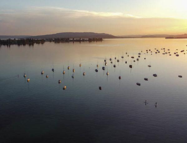 Bodensee Sehenswuerdigkeiten Sonnenuntergang