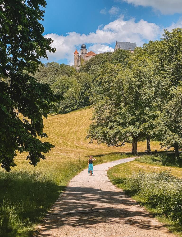 Hofgarten-Veste-Coburg