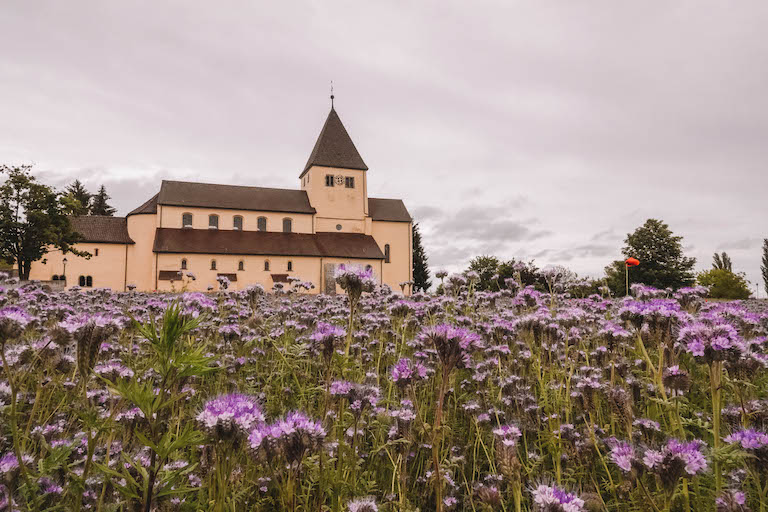 Insel Reichenau Kirche