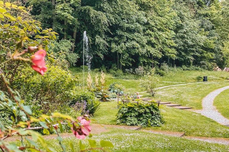 Schloss Arenenberg Garten