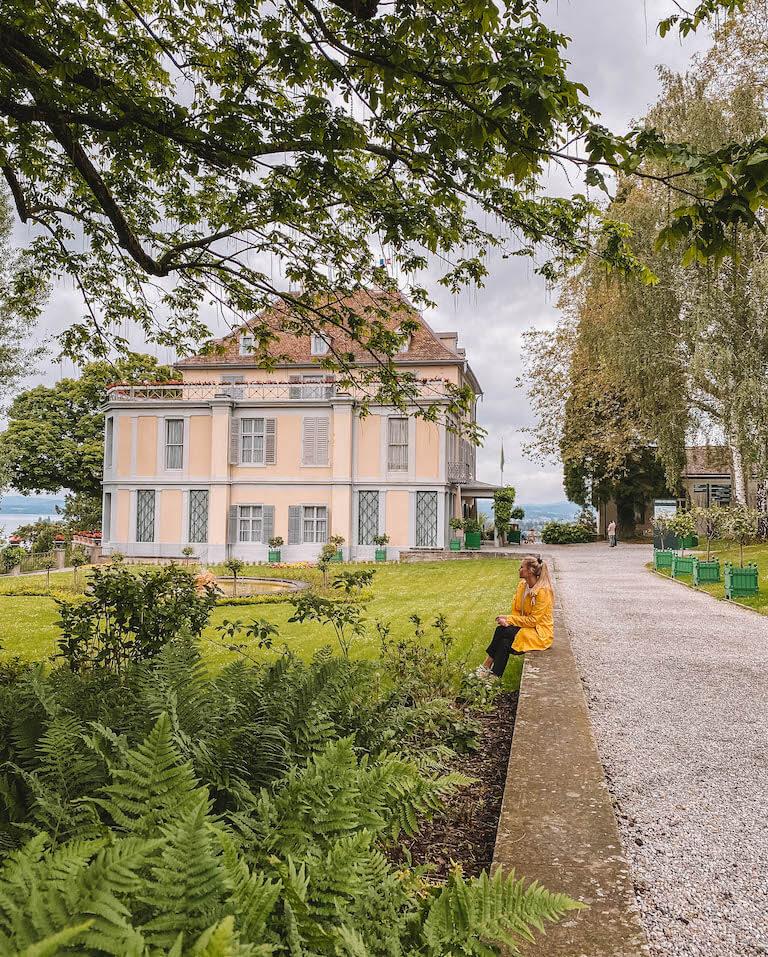 Schloss Arenenberg Schweiz