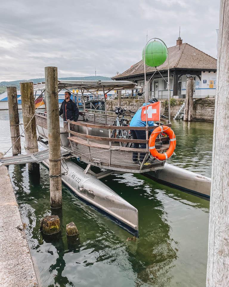 Solarfähre Bodensee
