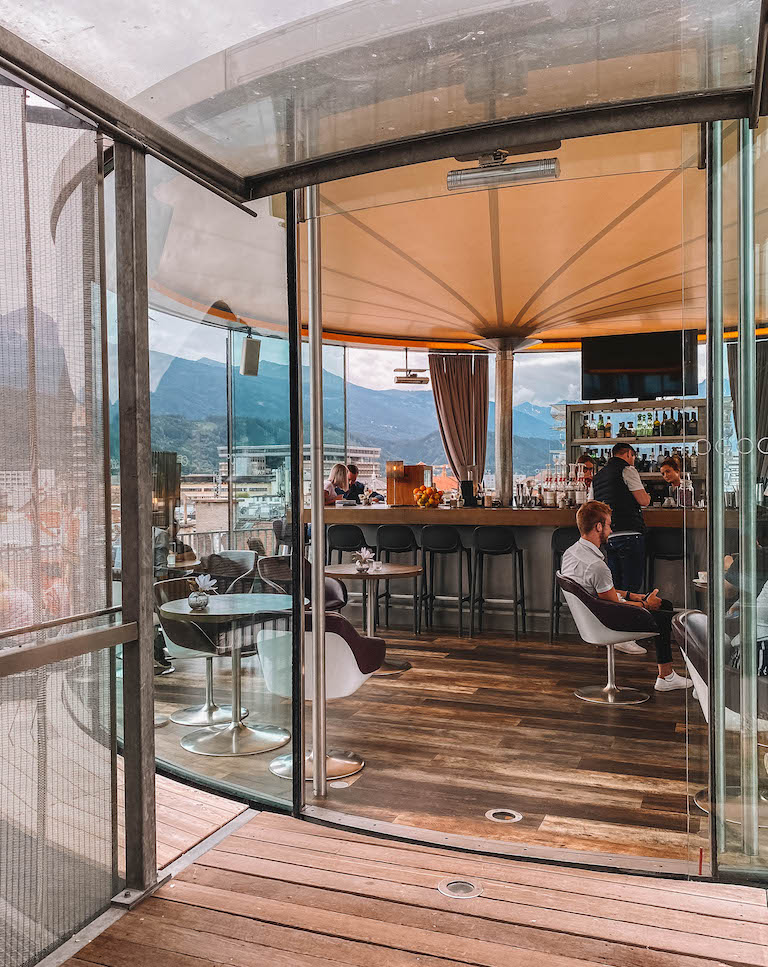 360 Grad Innsbruck Cafe
