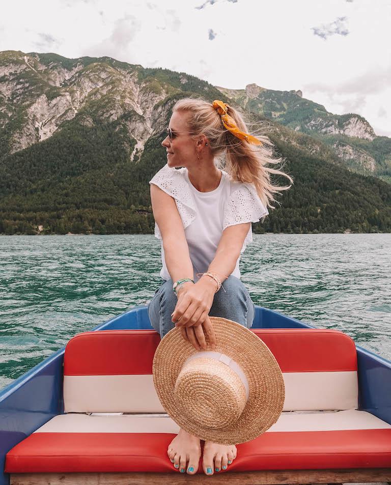 Achensee Bootsfahrt Reiseblog