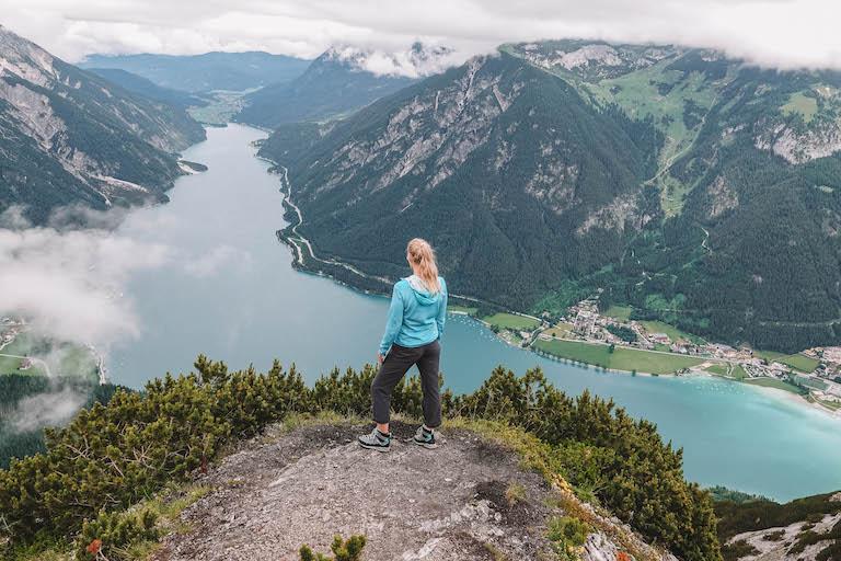 Achensee Tirol Baerenkopf