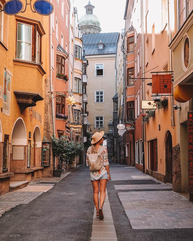 Innsbruck Sehenswürdigkeiten: meine besten Tipps für die historische Altstadt und die Region