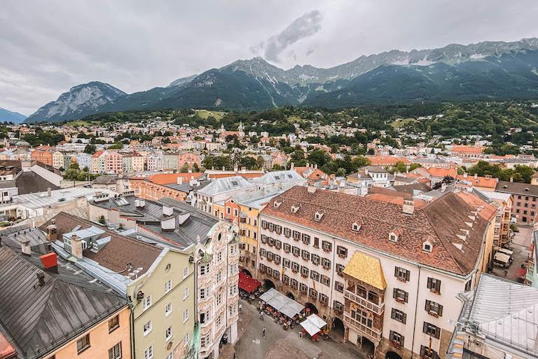 Altstadtturm Innsbruck